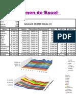 Examen de Excel Bachillerato