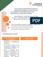 La Evaluación Neuropsicológica Transdisciplinaria, El EEG