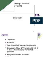 Dilip Sadh Sales Order  Training material