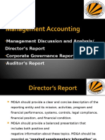 L-3 Management Discussion and Analysis Report