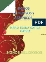 Profe Gabriela Signos