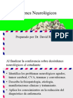 Clase 14 Desórdenes neurológico