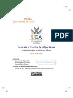 Guia Analisis de Algoritmos
