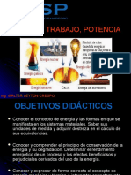 Energia Trabajo Potencia