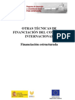 Financiación del comercio internacional