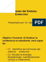 Clase 15  Endocrino