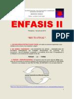 ÉNFASIS II-1JUNIO 2010
