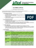 Encuadre Algebra Lineal