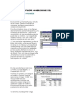 Excel Medio II