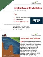 Road Rehabilitation - JGRS Rev1