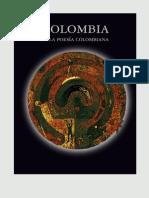 Colombia en La Poesia Colombiana. Edición reservada. Oferta.