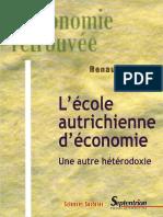 L'Ecole Autrichienne d'Economie.pdf