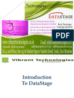 Datastage Introduction to Data Warehousing Ppt-2