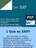 Presentacion Equipo Sap