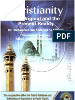Christianity The Original and the Presen  Reality
