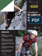 Klettersteige Def