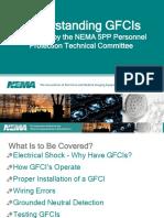 NEMA GFCI 2012 Field Representative Presentation