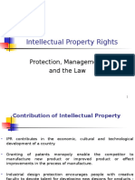 IPR and Law