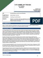 Conflict of Interest Code 09-13-16