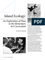 Island Ecology by Erica Hansen (2008)