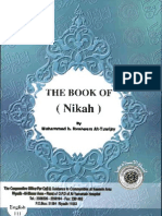 THE BOOK OF Marriage ( Nikah )