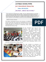 DPS Patna ILD 2016 Report