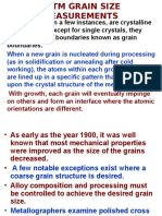 05 Astm Grain Size Measurements