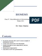 Biomems 4.Ion Selective Electrode