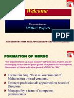 Pres MSRDC General 15062002