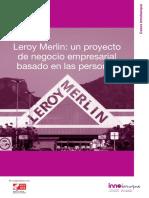 Leroy Merlin - Gestion Personas