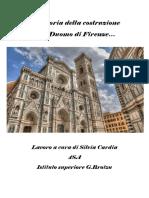 La Storia Della Costruzione Del Duomo Di Firenze