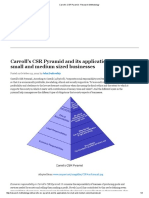 Carroll's CSR Pyramid - Research Methodology