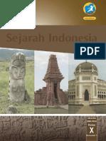 Buku Siswa SMA Kelas 10 Sejarah Indonesia Semester 1 (Revisi 2014)