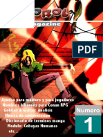 Inforol Magazine 01