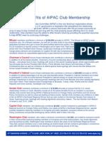 AIPAC-Club-Benefits