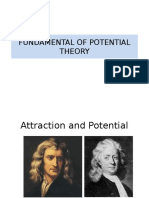Fundamental of Potential Theory