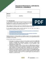 P14 SISTEMAS (Elaboracion de Presupuestos)