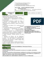 Planeacion Anual Ciencias II, Con Enfasis en Fisica. 2016-2017.