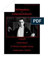 Dracula (Lavoro Ultimatimissimo) PDF