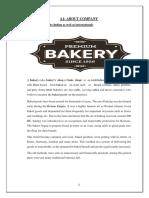 Summer Report on Customer Awareness and Perception Towards Multigrain Food Pvt. Ltd. (ATUL Bakery), Surat.