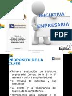 Sesión 8 el plan de iniciativa empresarial - analisis de la oferta y segmentación