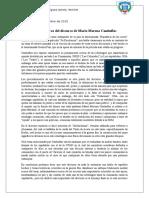 Ensayo Acerca Del Discurso de Mario Moreno Cantinflas
