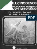 Salvador Roquet - Los Alucinogenos