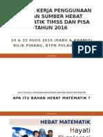 Bahan Hebat Matematik Cch 24,25 Ogos 2016