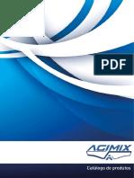 Agimix Folder Produtos - 2015