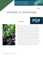 Rees Economics vs Economy 1