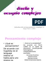 Pensamiento Complejo Edgar Morín