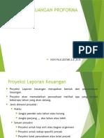 12.Laporan Keuangan Proforma