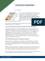 K06126 Levels of KM Maturity 2015
