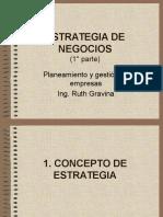 Estrategia de Negocios 1 Definiciones
